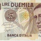 Italy 2000 Lira 1990 IT-115