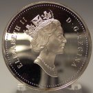 1993 Canada Silver Dollar .925 Silver 100th Anniversary Stanley Cup #J7