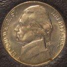 1950 Jefferson Nickel BU #079