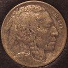 1917 Buffalo Nickel EF Details #321