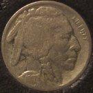 1917-S Buffalo Nickel VG Scarce Date #396