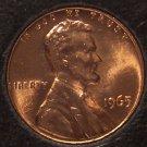 1965 Lincoln Penny Choice BU #436