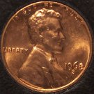 1968-S Lincoln Memorial Penny CH BU #916