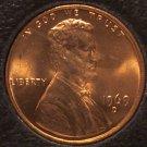 1969-D Lincoln Penny Choice BU #921