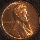 1952-D Lincoln Wheat Back Penny CH BU #905