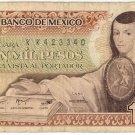 Mexico 1000 Pesos 1983 MX-80