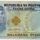 Philippines 2 Peso 1978 PH-159c