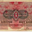 Austria 1 Krone 1916 AT-20