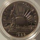 1986-S Proof Half Dollar Statue of Liberty Centennial #G59