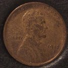 1915-S Lincoln Wheat Back Penny VF Details #845