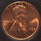 1964 Lincoln Penny Choice BU #991
