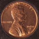 1960-D Small Date Lincoln Memorial Penny MS65R #1004