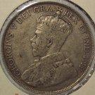 1919-C Newfoundland Silver 50c F+ #438