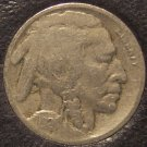 1924-D Buffalo Nickel VG FULL DATE #0494