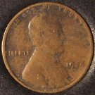 1924-D Lincoln Wheat Back Penny G4 KEY DATE #1072