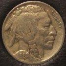 1924 Buffalo Nickel VF #01081