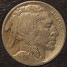 1927-D Buffalo Nickel VF #01088