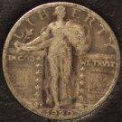 1929-S Standing Liberty Silver Quarter VF #01163