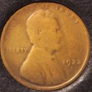1922-D Lincoln Wheat Back Penny F12 #0005