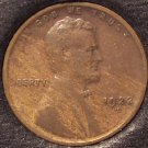 1922-D Lincoln Wheat Back Penny VF #0016