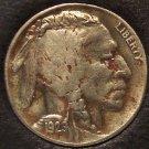 1929 Buffalo Nickel EF #0052
