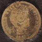 1897-O Silver Barber Dime G4 KEY DATE #0100