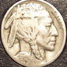 1917 Buffalo Nickel VG Details #0315