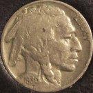 1930 Buffalo Nickel F12 Details #0453