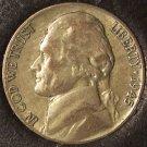 1945-P Jefferson Wartime Silver Nickel XF #0357