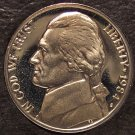 1984-S DCAM Proof Jefferson Nickel PF65 #0243
