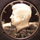 1984-S DCAM Clad Proof Kennedy Half Dollar #0391