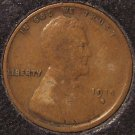 1915-S Lincoln Wheat Back Penny VG #0283