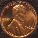 1964 Proof Lincoln Memorial Penny #0159