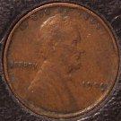 1909 VDB Lincoln Wheat Back Penny VF/EF Details #0024