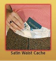 Satin Waist Belt for Ladies