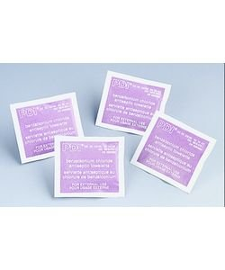 Antibacterial Wipes - unscented