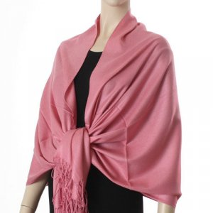 Silky Pashmina Style Shawls - MANY COLORS TO CHOOSE FROM!