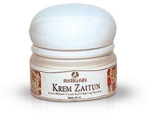 Mustika Ratu Zaitun/Olive Moisturizing Cream