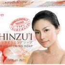 Shinzui Skin Lightening Whitening Beauty Soap (Set of 2 pcs)