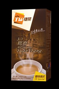TW All In One Yuan Yang Drink