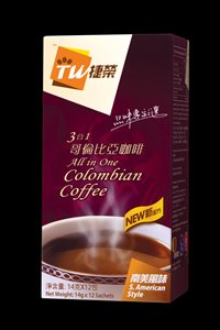 TW All in One Colombian Coffee