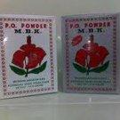MBK Powder, Removes Body odors, 1 Box or 12 Sachets @13.6g