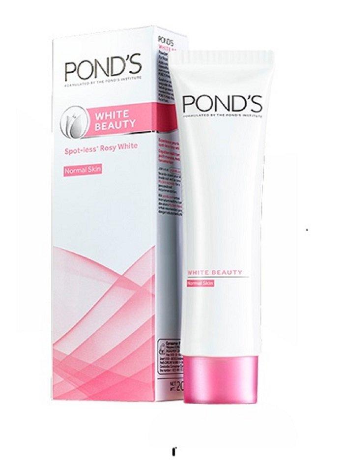 Pond's White Beauty Spot-less Rosy White Day Cream 40g