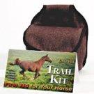 English Trail Riding Horse First Aid Kit