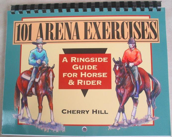 101 Arena Exercises Spiral Bound Book