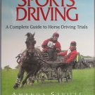 Sport Driving Hard Cover Book
