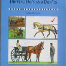 Driving Do's And Don'ts Soft Cover Book