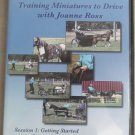 Training Miniatures to Drive with Joanne Ross - Three disk set