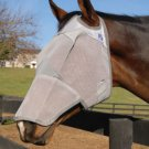 Crusader Long Nose Fly Mask - Draft Size With Ears