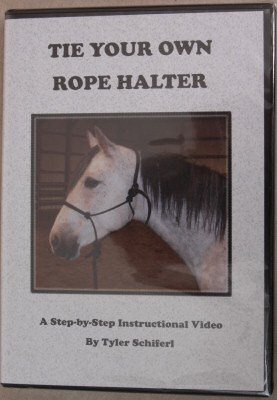 Tie Your Own Rope Halter - DVD
